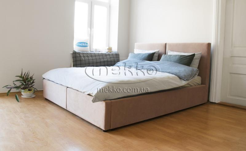 М'яке ліжко Enzo (Ензо) фабрика Мекко