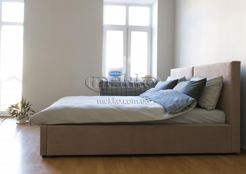М'яке ліжко Enzo (Ензо) фабрика Мекко-2